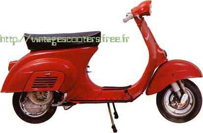 vespa 50 n 1963